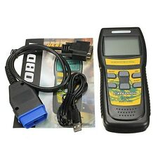 OBD2 Vehicle Trouble Code Reader Scanner CAN-BUS Diagnostic Cable Tool Live Data