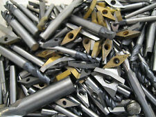 Scrap Tungsten Carbide Inserts milling or turning 1KG (BUYING AT £8.00 per kg)