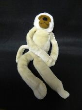 "28"" Animal Alley SOFT Light Brown VELCRO HANDS Hanging MONKEY Plush Stuffed"