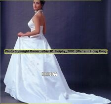 Sub$20 Nwt RQ Beautif* Princess* Ivory Wedding Gown Dress Plus Size 20 16,18 47f