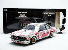 MINICHAMPS 1/18 BMW 635 CSI - 24h Spa 1985 155852521