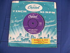 Four Preps - Swing Down Chariot / More Money for You & Me medley - Capitol 45-CL