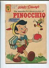 Walt Dinsey's #1203 Pinocchio Good reader  Comics CBX1O