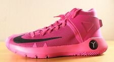 Nike KD Trey 5 IV Kay Yow Breast Cancer Vivid Pink Durant 844573-606 sz 9 SAMPLE
