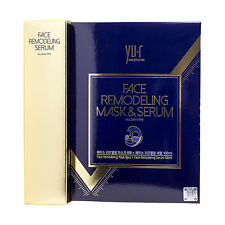 YU.R Face Remodeling Facial Lifting Mask & Serum Set Collagen Moisturizing +Gift