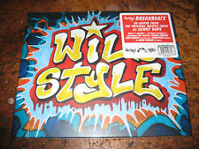 WILD STYLE Breakbeats 7-inch box set KENNY DOPE remix remaster BOOK