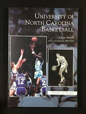 University of North Carolina Basketball Adam Powell SC Book Images of Sports