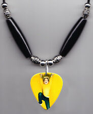 R5 Riker Lynch Photo Guitar Pick Necklace
