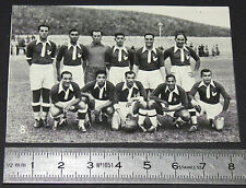 BERLIN 1936 JEUX OLYMPIQUES OLYMPIC GAMES FOOTBALL EQUIPE EGYPTE TEAM EGYPT