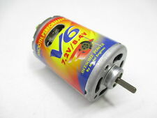 Awesome Power 1/10 Car 540 22000 RPM V6 7.2V / 8.4V Brushed Motor OZ RC Models