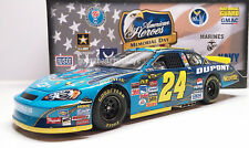 "JEFF GORDON #24 2007 CHEVROLET MONTE CARLO SS DUPONT / AMERICAN HEROES ""D.O.D."""