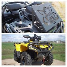 Can-Am Outlander 1000 Radiator Relocation/Snorkel Combo Kit 12-14