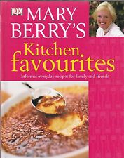 Mary Berry's Kitchen Favourites - New Hardback