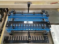 RELIANT MASTER DOVETAIL MACHINE WITH 3 JIG