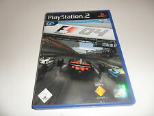 PlayStation 2  PS 2  F1 - Formel Eins 2004