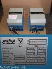 SCHLAFHORST Frequenzumrichter INVERTER 22KW