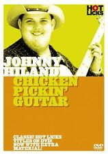 Johnny Hiland Chicken Pickin' Guitar Tutor Lesson  DVD