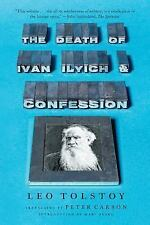 The Death of Ivan Ilyich and Confession by Leo Tolstoy (2014, Paperback)