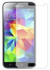 2 x Clear LCD Screen Protector Film Foil Saver For Samsung Galaxy S5 (GT-i9600)