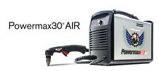 HYPERTHERM 088096 POWERMAX 30 AIR PLASMA CUTTER NEW - BUILT IN COMPRESSOR