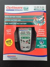 Optimate lithium Ionen Batterie Ladegerät - 12V 0,8 Ampere - TM-470, LFP LiFePO4