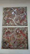 CLOUZOT Cuirs décorés. I. Cuirs exotiques II. cuirs de Cordoue