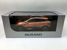 1:18 DONGFENG Nissan Murano 2016 Goid Diecast Car Model