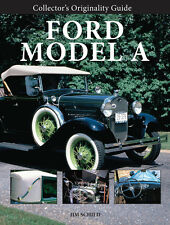 Collector's Originality Guide: FORD MODEL A ~best reference~coupe~250 Photos~NEW