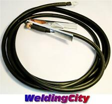 WeldingCity 150Amp 12-ft Welding Cable and Earth Ground Clamp Set