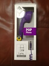 BNIB Native Union Moshi Moshi Pop Phone for mobile phones, ipad/iphone  Purple