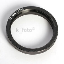 Adapter T2-M39 Leica * LTM lenses into T2 mounts