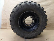 2004 POLARIS SPORTSMAN 500 HO 4X4 WHEEL RIM WITH TIRE