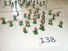figur 1:72 Nr 138  Britische Commandos Infantry WWII Airfix Figura 1:72