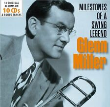Glenn Miller - Milestones of a Swing Legend (2016)  10CD Box Set NEW  SPEEDYPOST