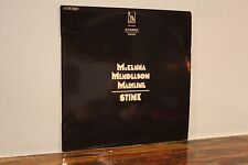 McKENNA MENDELSON MAINLINE STINK 1969 FRANCE 1st PATHE-LIBERTY HEAVY BLUES ROCK