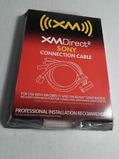 AUDIOVOX XMDIRECT2 SONY CONNECTION CABLE for XM READY SONY RADIOS/CNPCLA1