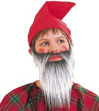Klassischer Zwergenbart NEU - Karneval Fasching Bart Verkleidung