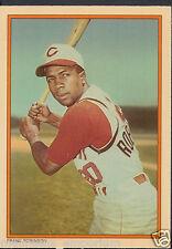 Topps 1985 Baseball Card - No 4 - Frank Robinson - Indians