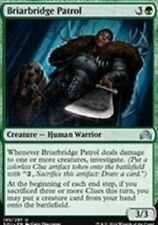 Briarbridge Patrol X4 NM Shadows Over Innistrad MTG Green Uncommon