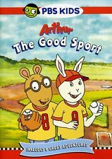 Arthur: The Good Sport (2011, DVD NIEUW)