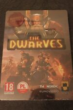 THE DWARVES (PC) DVD STEELBOOK SPECIAL EDITION  NEW