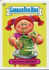 Garbage Pail Kids Mini Cards 2013 Base Card 143a Pottery PEGGY