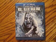 Kill Katie Malone (Blu-ray Disc, 2011), BLU-RAY DISC ONLY NO DVD