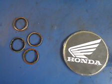1993 CBR 900 RR exhaust gasket seals Used crushed honda 93 94 VIDEO
