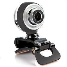 USB 2.0 50.0 Mega HD Webcam Camera Web Cam with MIC for Desktop Laptop PC Black