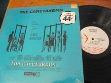 1963 Vinyl Lp Elmer Bernstein ~ The Caretakers ~ Original SCORE ~ AVA A-31