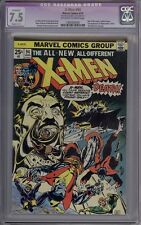 Uncanny X-Men #94 - CGC Graded 7.5 (Restored)