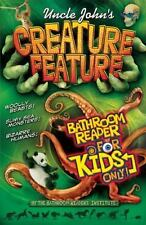 Uncle John's Creature Feature Bathroom Reader for Kids Only! by Bathroom...