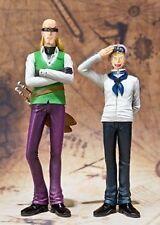 Figuarts Zero One Piece Coby&Helmeppo PVC Figure JAPAN F/S J5436