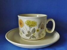 J & G MEAKIN TREND HEDGEROW - CUP & SAUCER